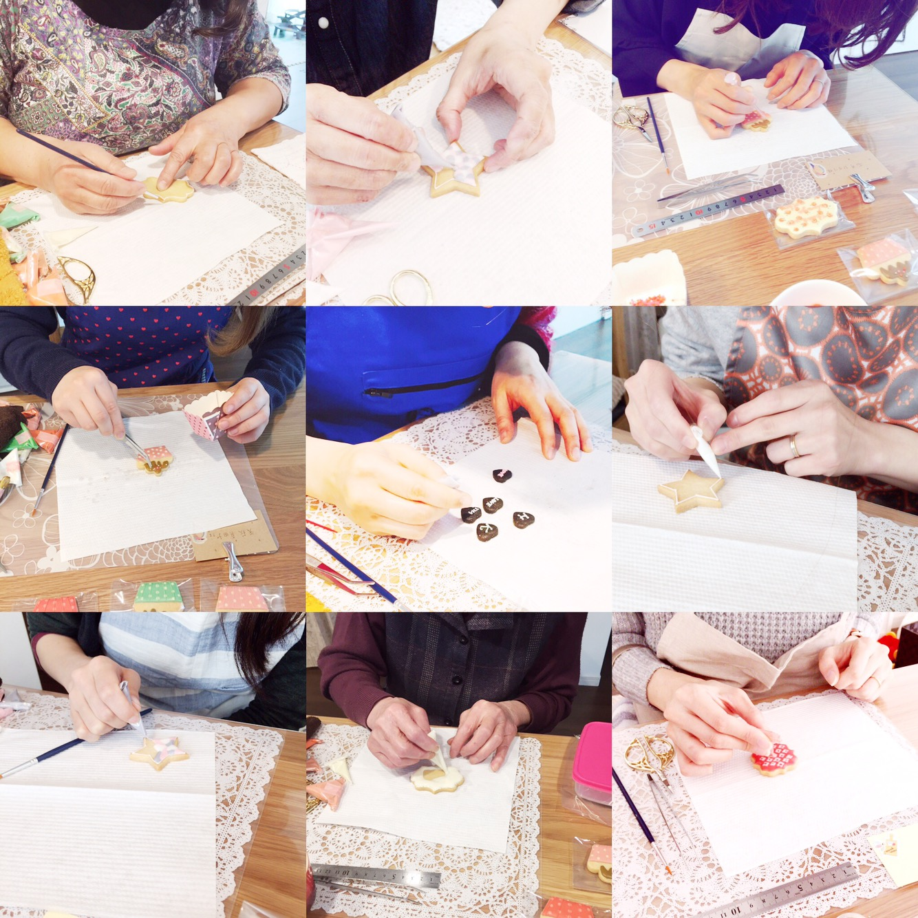 アイシングクッキー教室 Haru sweet イメージ3