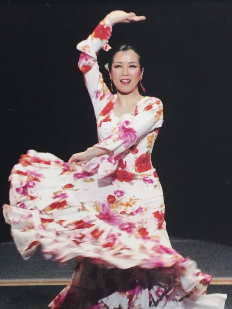 フラメンコ舞踊教室フローレス プロフィール画像1