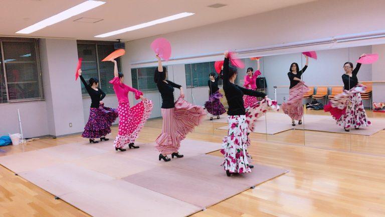 フラメンコ舞踊教室フローレス プロフィール画像3
