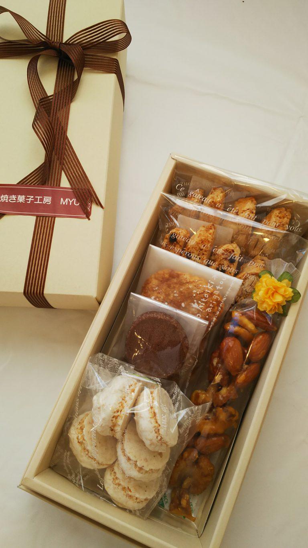 焼き菓子工房MYUプロフィール画像1