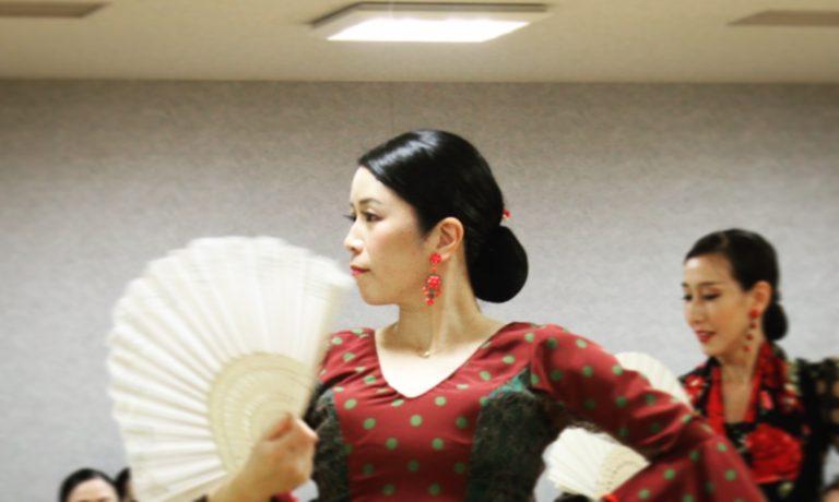 フラメンコ舞踊教室フローレス プロフィール画像2