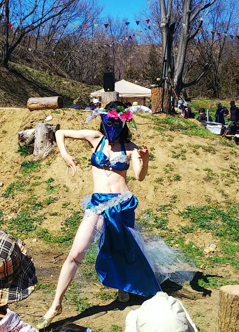 ベリーダンス プロフィール画像3