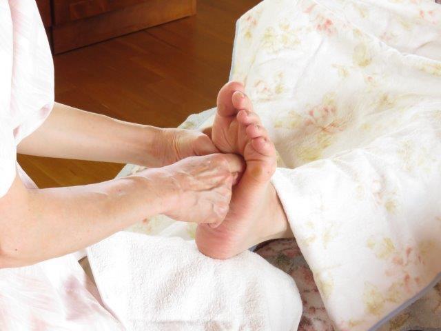 温熱サロン若石足もみニコ イメージ4
